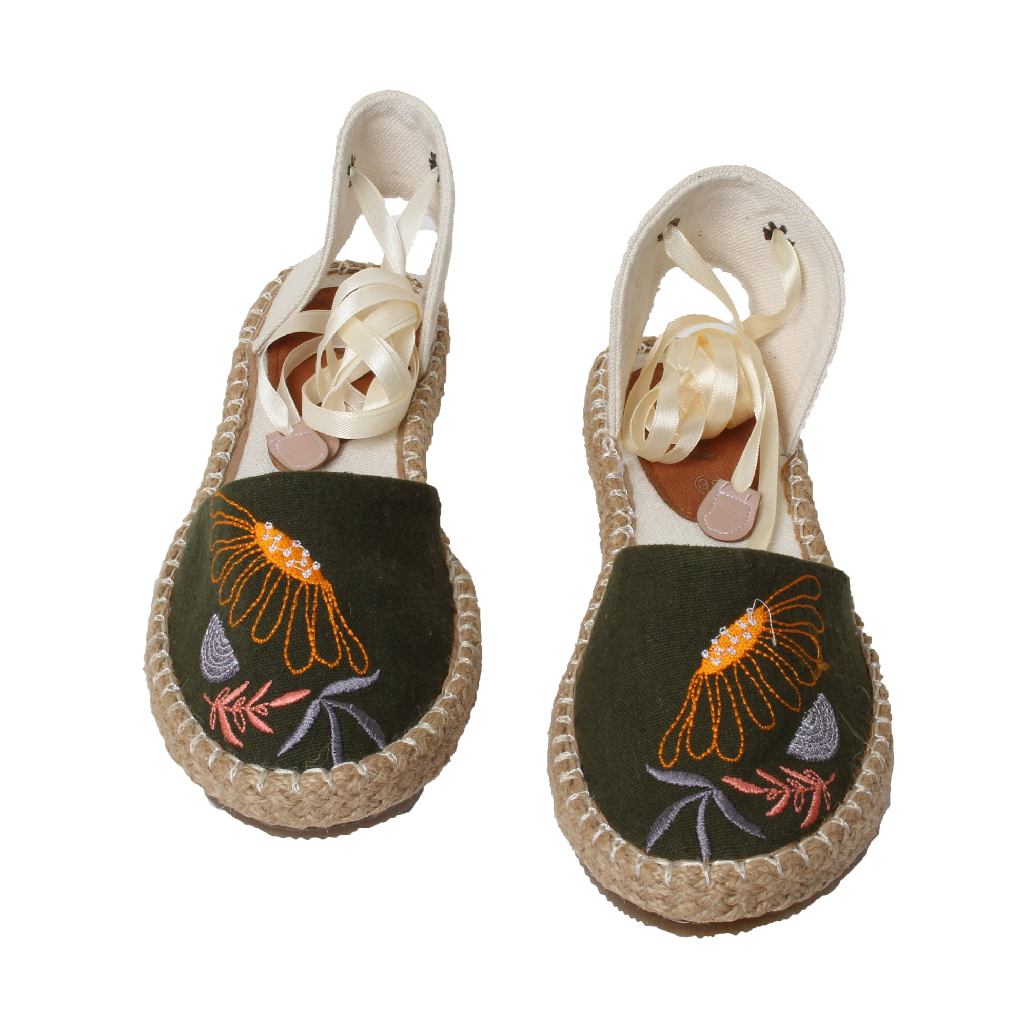 Tiptoe Sandals Sunflower