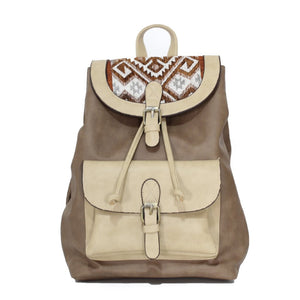 Cocoa X Beige Original Backpack