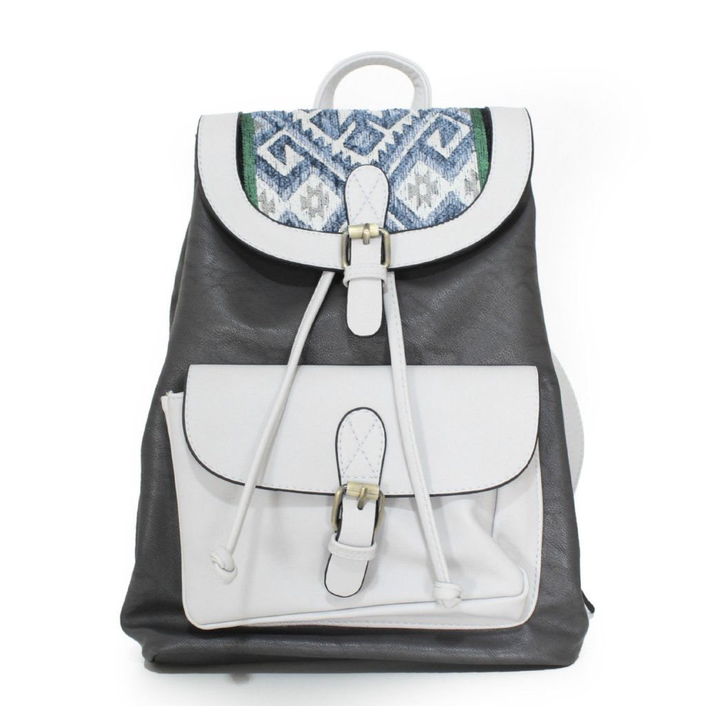 Grey X Blue Original Backpack