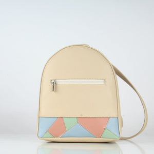 Pastel Patches Mini Backpack