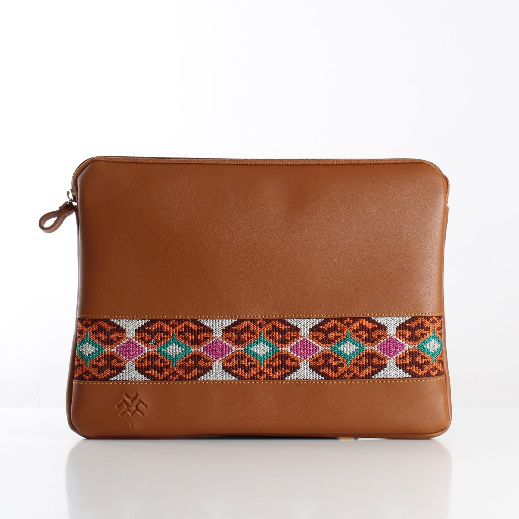 Havane Etamine Laptop Sleeve