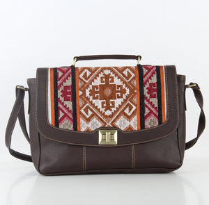Brown Original Laptop Cross-bag