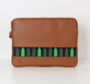 Havane x Green Laptop Sleeve