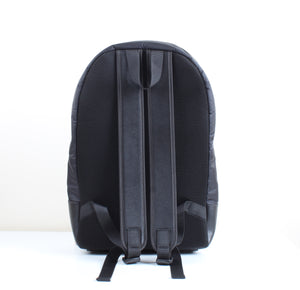 Black Multi-purpose Backpack