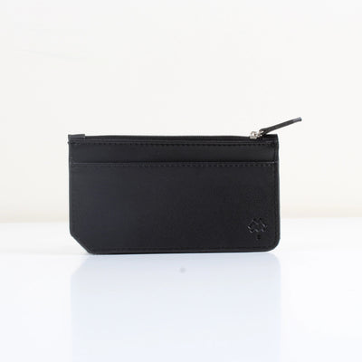 Black Nordic Bird Card Holder