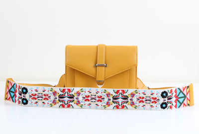 Town Cross-Bag Mustard