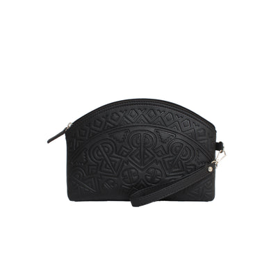 Makeup Bag Crown Black