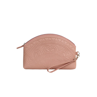 Makeup Bag Sunrise Pink