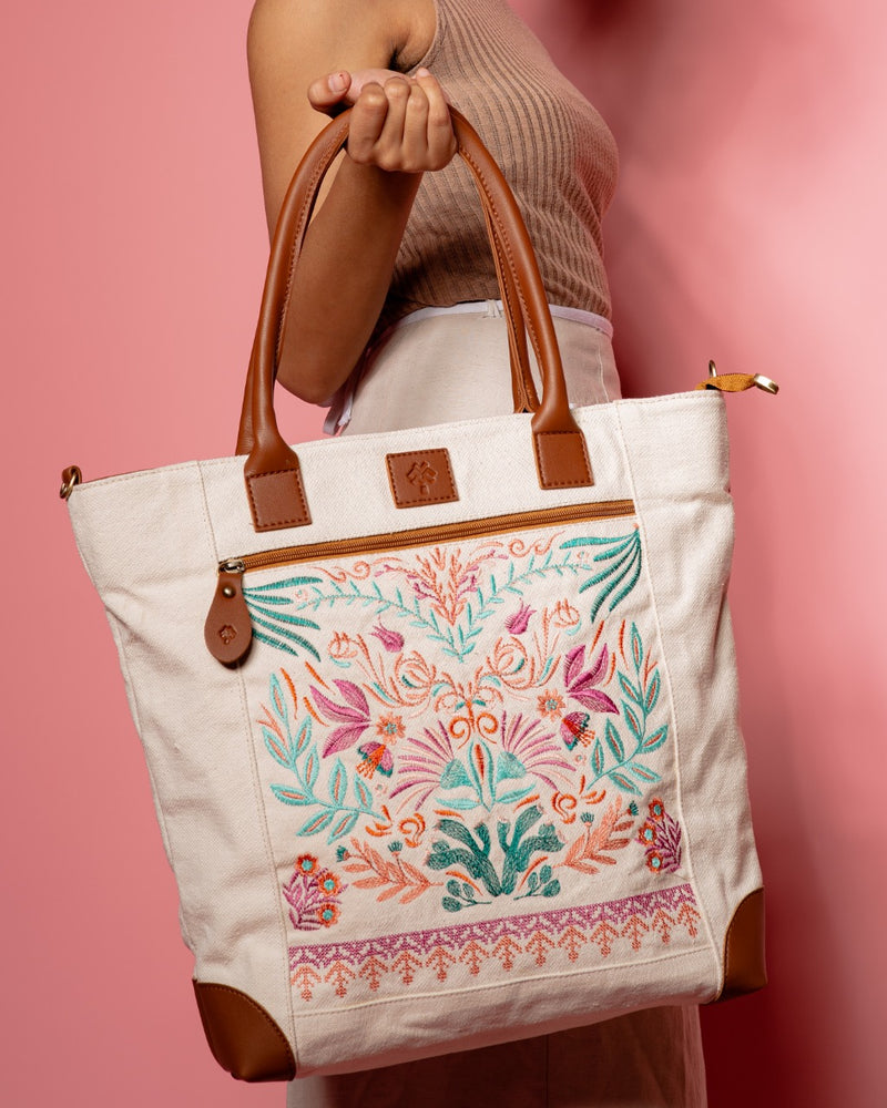 Tote Bag Secret Garden