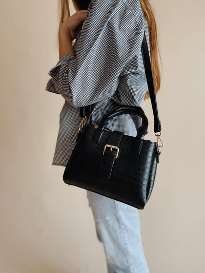 Swagger Bag Black
