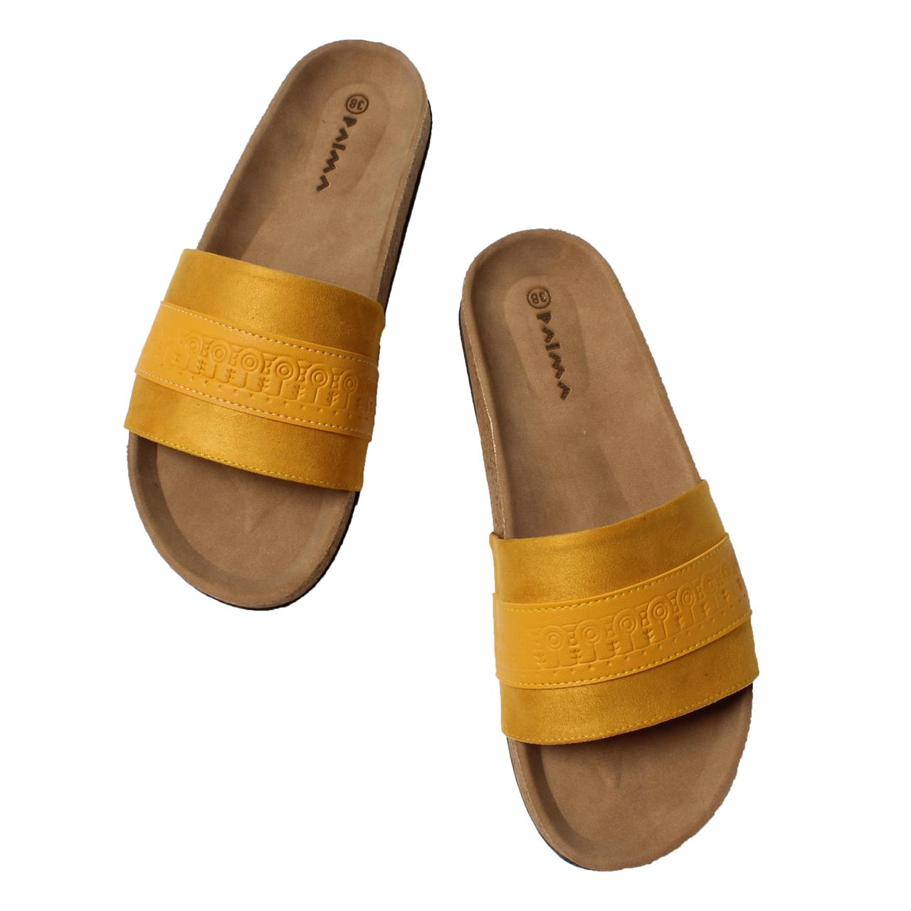 Slippers Clan Mustard