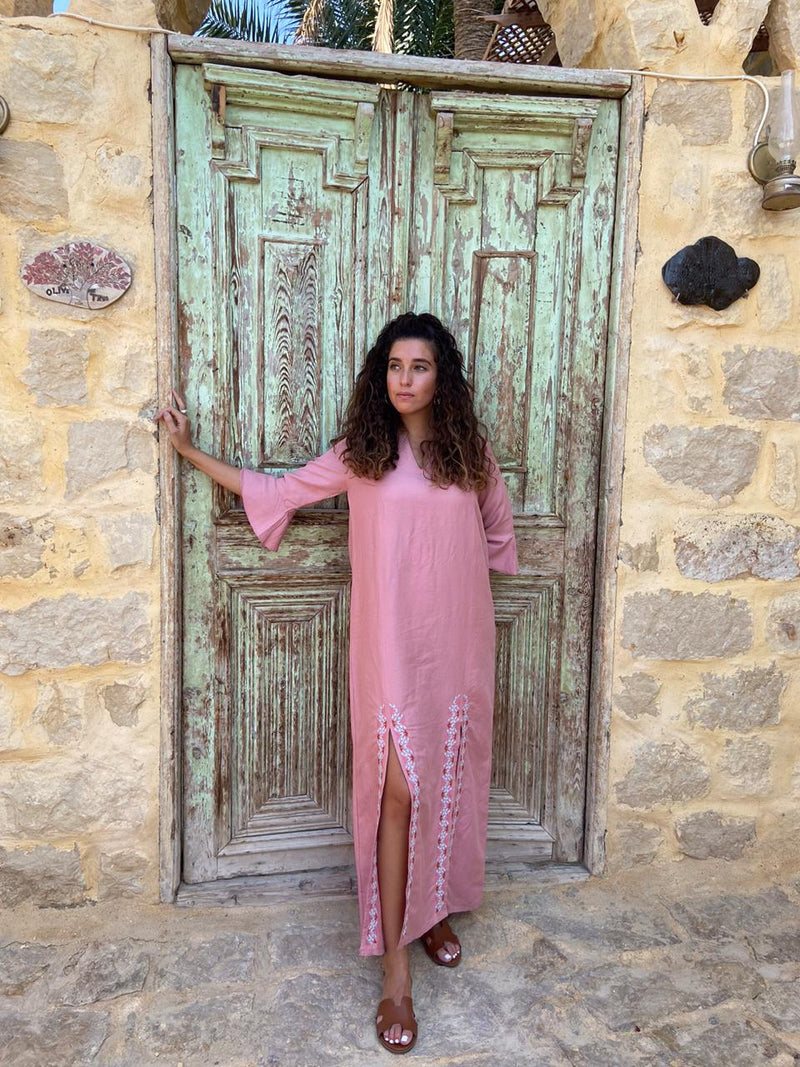 Fayoum Dress Pink