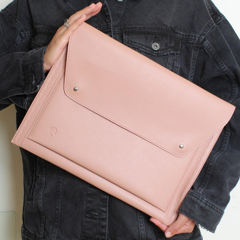 Laptop Sleeve Cacto Pink