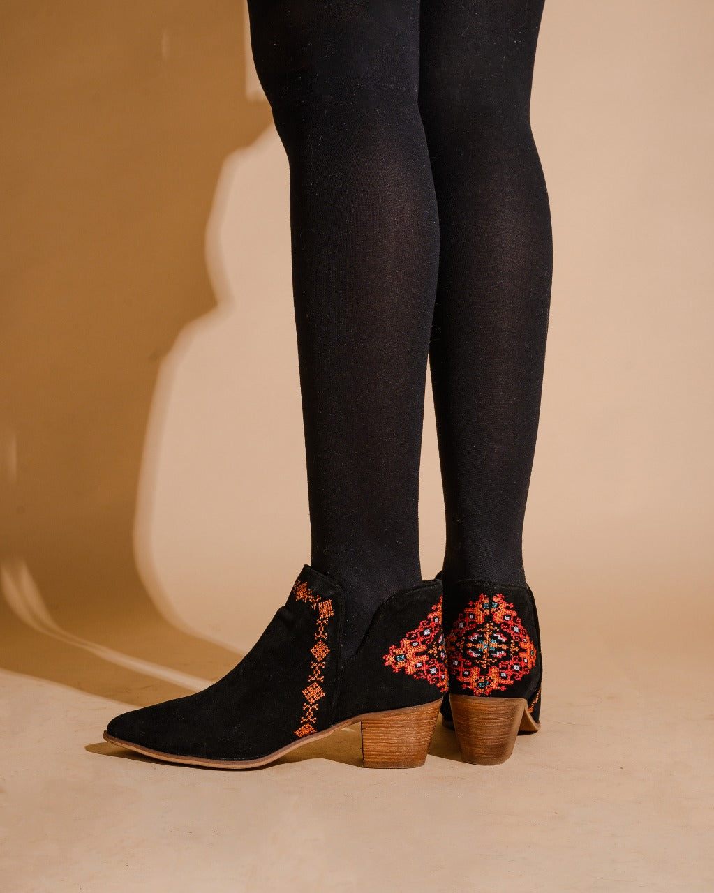 Ankle Boots Touby Black