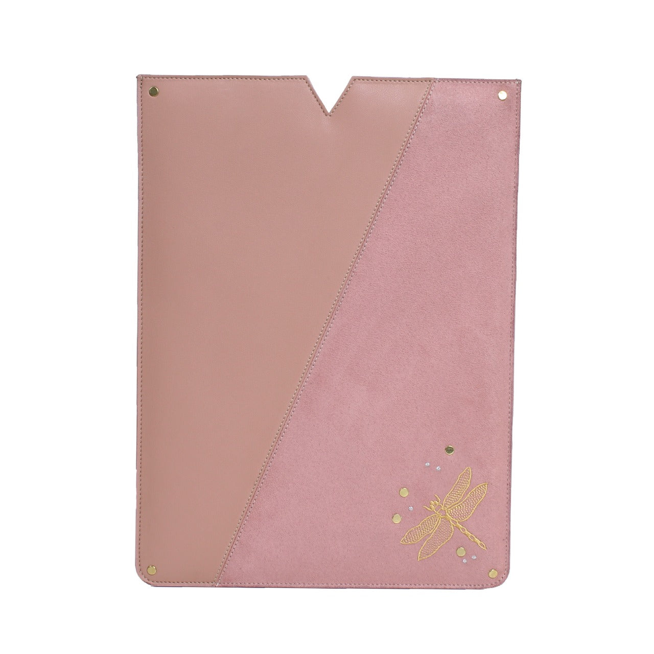 Textured Laptop Sleeve Rose
