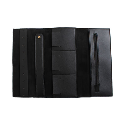 Travel Jewelry Case Black