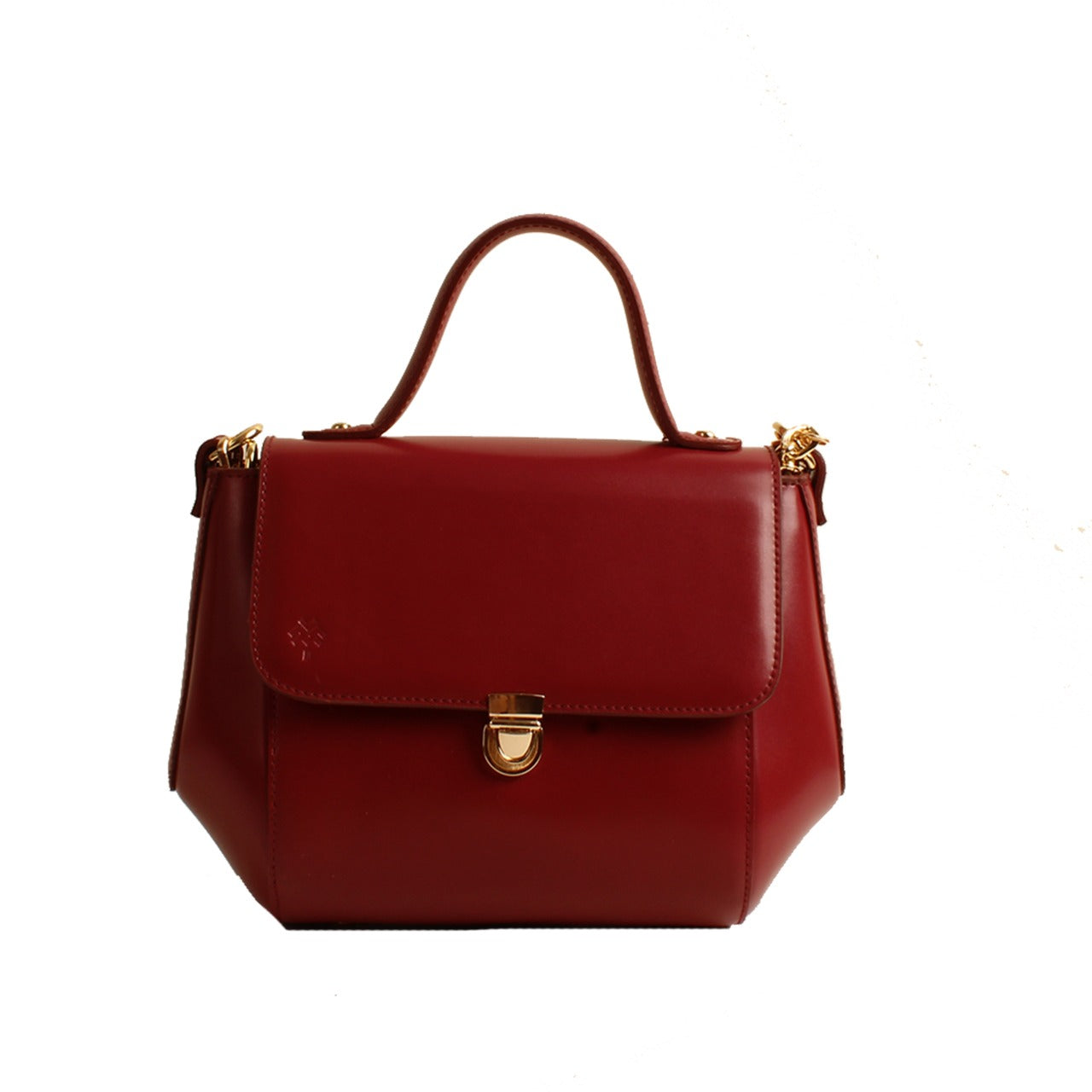 Tropeze Cross-Bag Burgundy