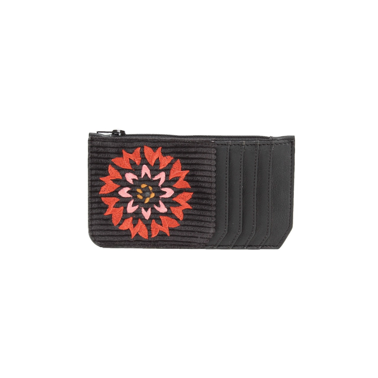 Aulora Card Holder Black
