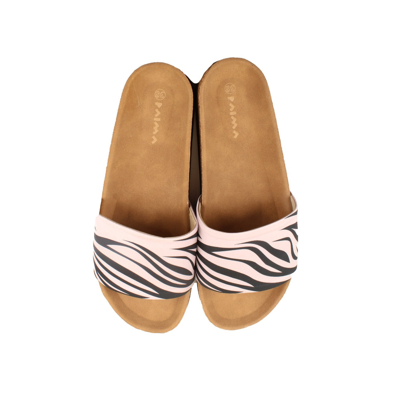 Zebra Slides Black x white