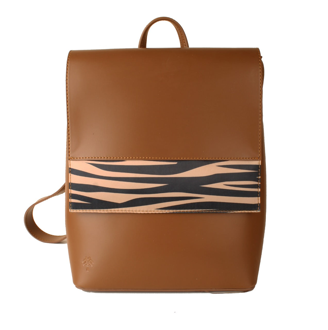 Wild Thing City Bag Black & Camel