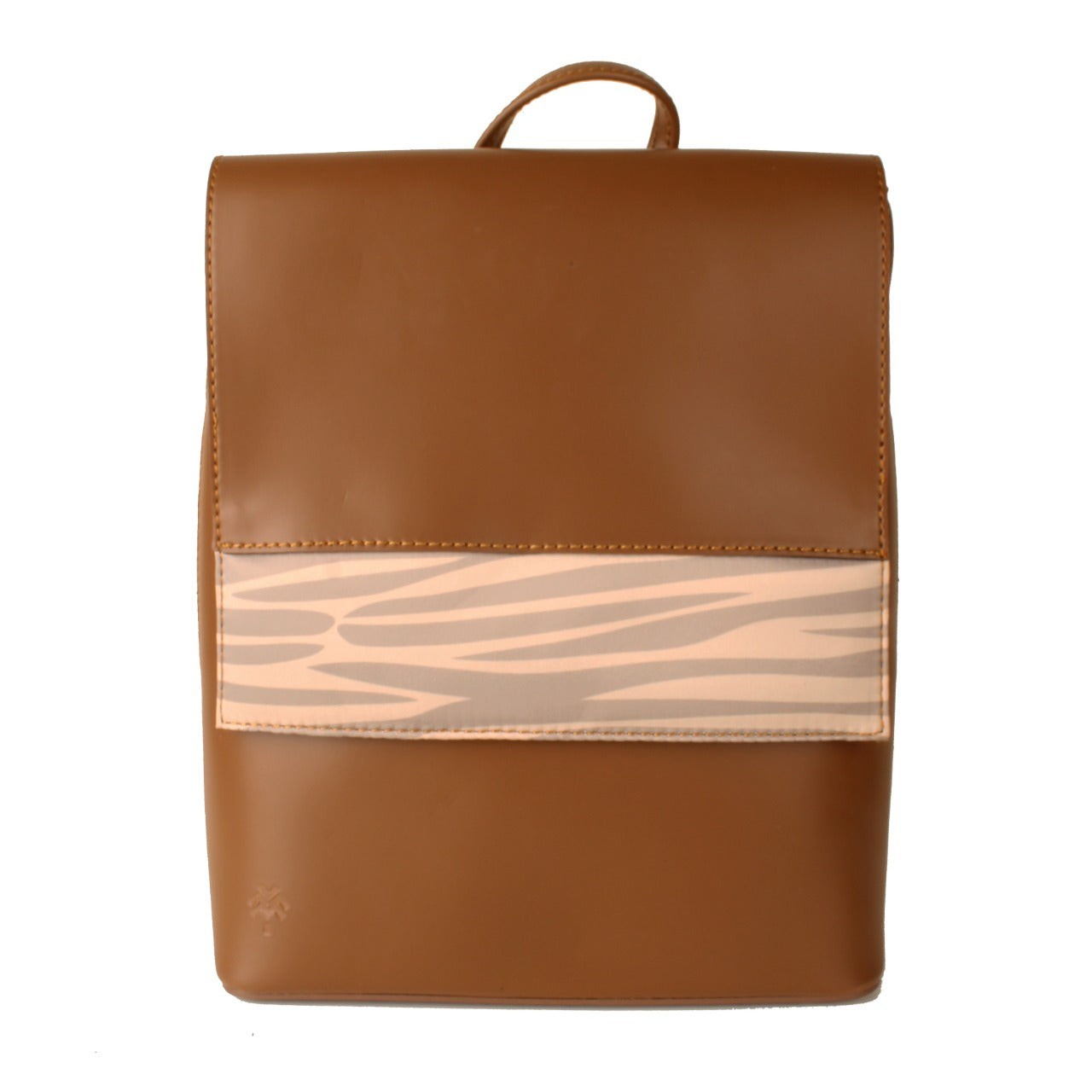 Wild Thing City Bag Beige & Camel