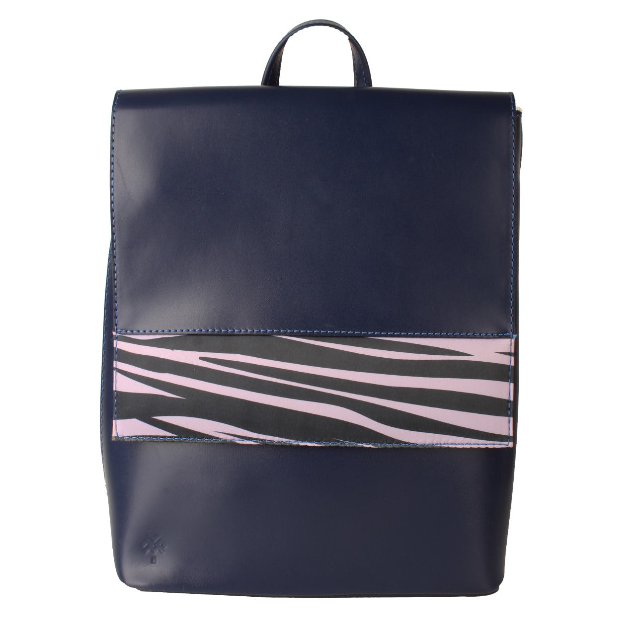Wild Thing City Bag Lavender & Black