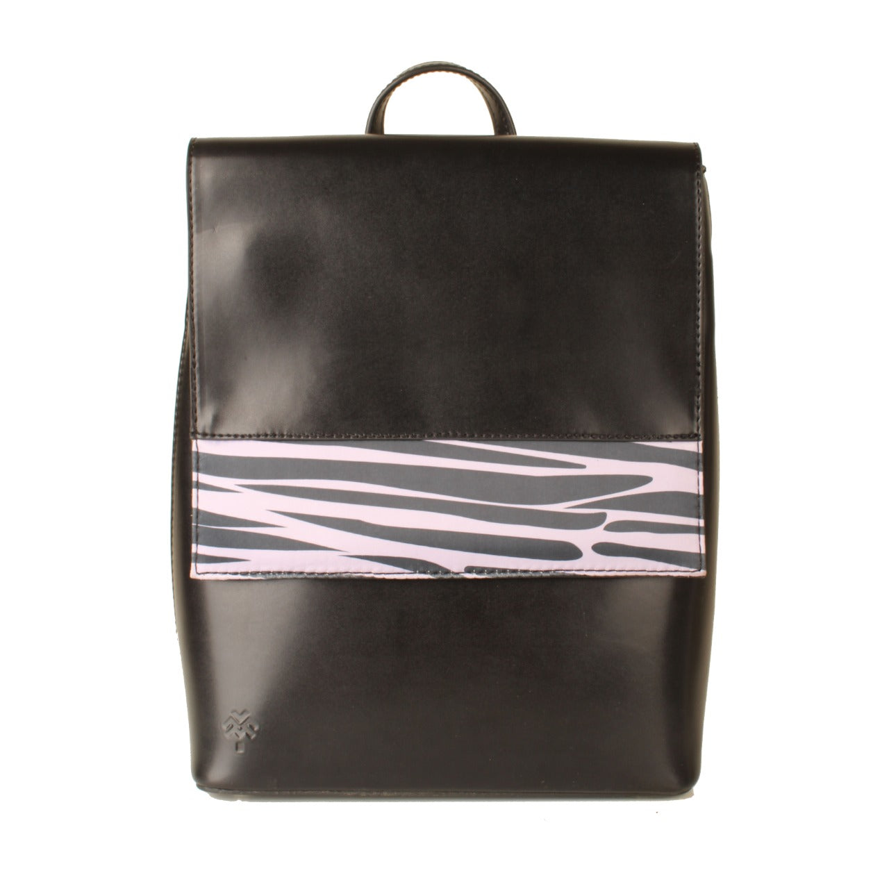 Wild Thing City Bag Black & Lavender