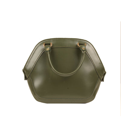 Aulora Patterned Bag Olive