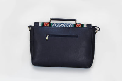 Navy Blue Original Laptop Cross-bag
