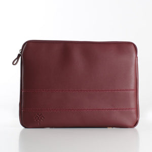 Burgundy Laptop Sleeve