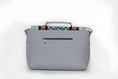 Grey Original Laptop Cross-bag