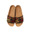The Boho Patchwork Slides I
