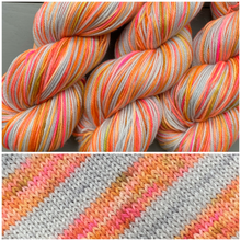 Load image into Gallery viewer, Artistic - Self Striping Merino Nylon Sock