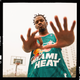 Denzel Curry x Miami Heat