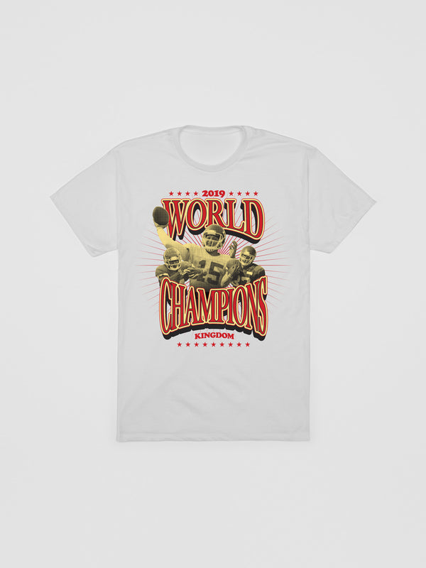 World Champions Kingdom T-Shirt