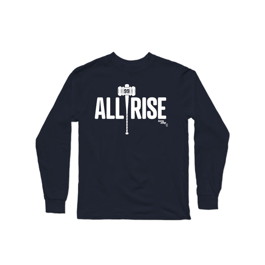 All Rise Long Sleeve T-Shirt | Long Sleeve T-Shirt | Bleacher Report Shop