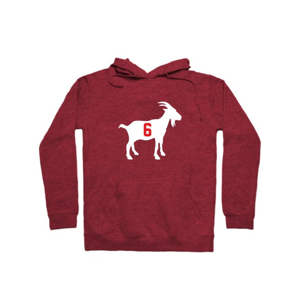 GOAT 6 Pullover Hoodie