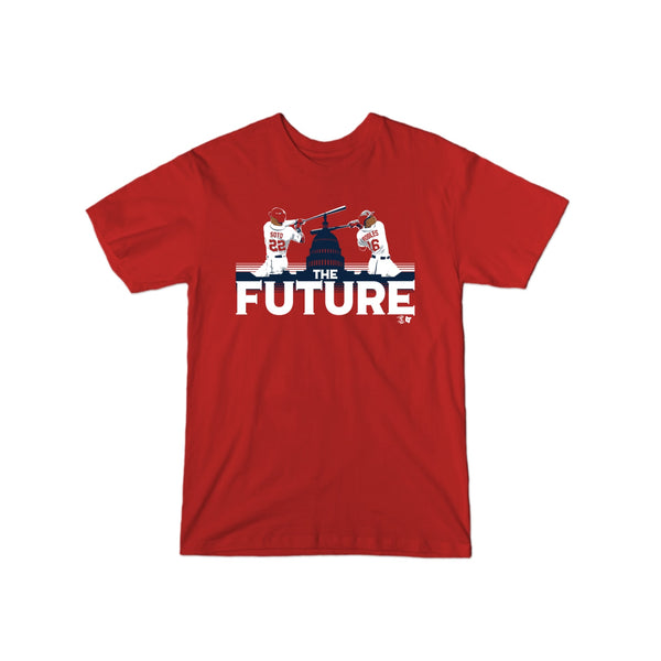 The Future T-Shirt | T-Shirt | Bleacher Report Shop