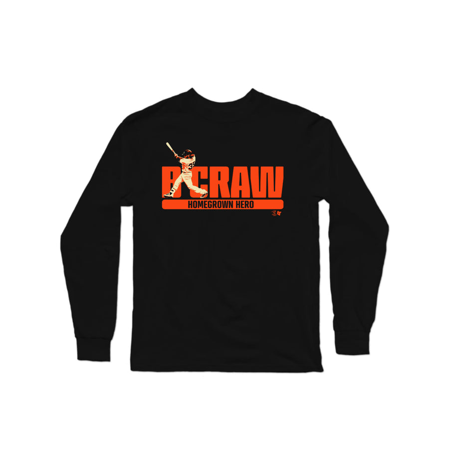B Craw Long Sleeve T-Shirt