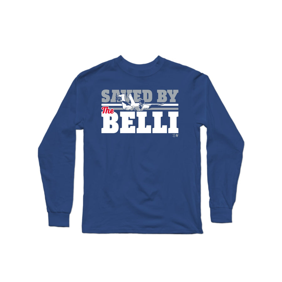 Saved By The Belli Long Sleeve T-Shirt