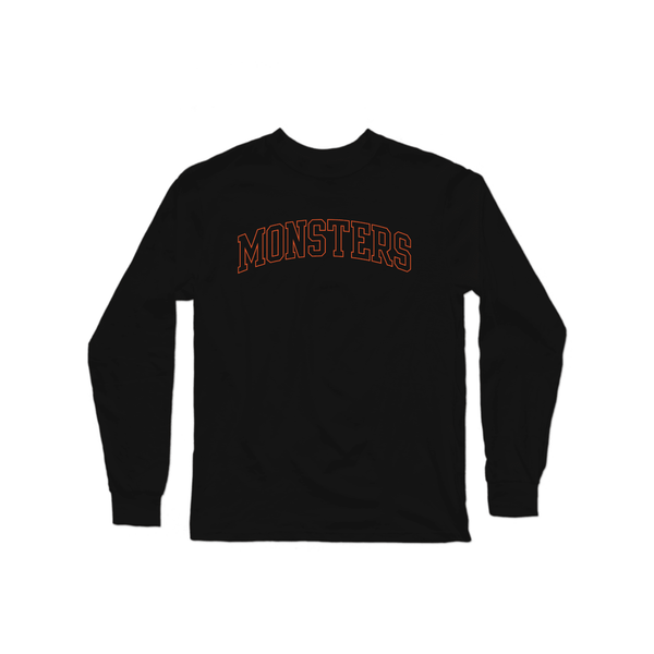 Monsters Longsleeve Shirt | Longsleeve Shirt | Bleacher Report Shop
