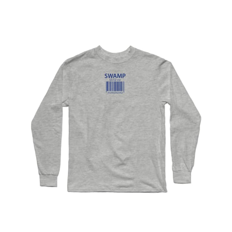 SWAMP Longsleeve Shirt