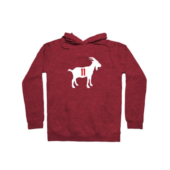 GOAT 11 Pullover Hoodie