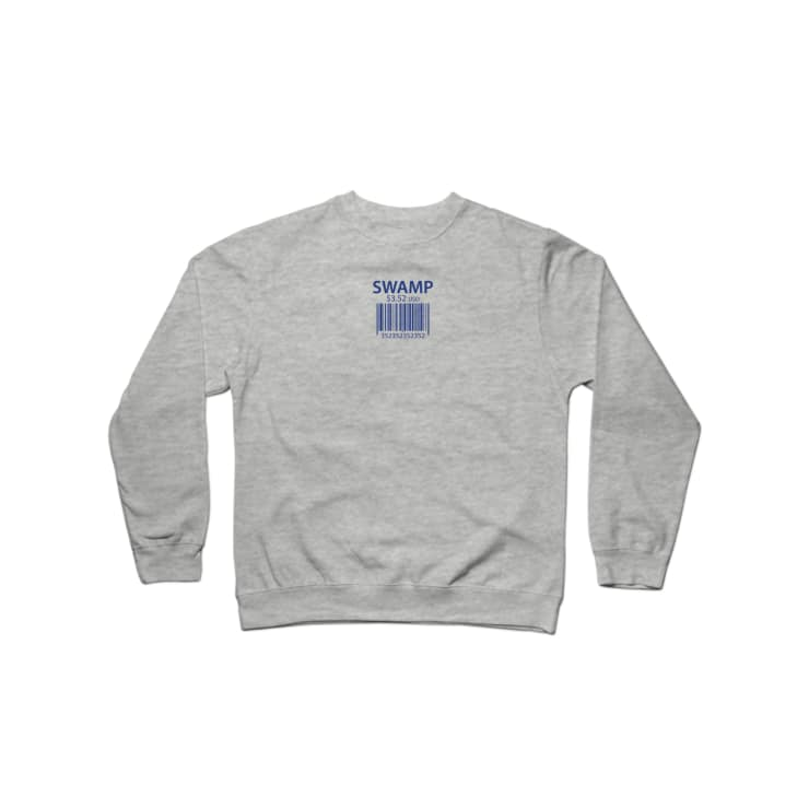 SWAMP Crewneck Sweatshirt | Crewneck Sweatshirt | Bleacher Report Shop