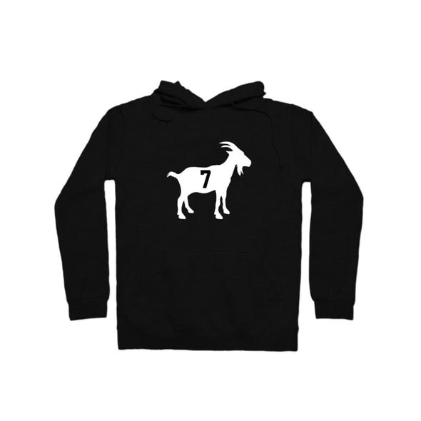 GOAT 7 Pullover Hoodie