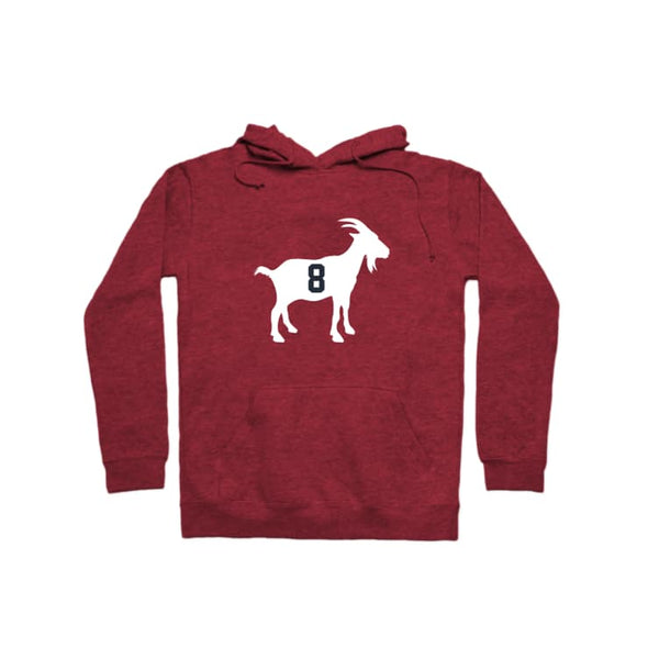GOAT 8 Pullover Hoodie