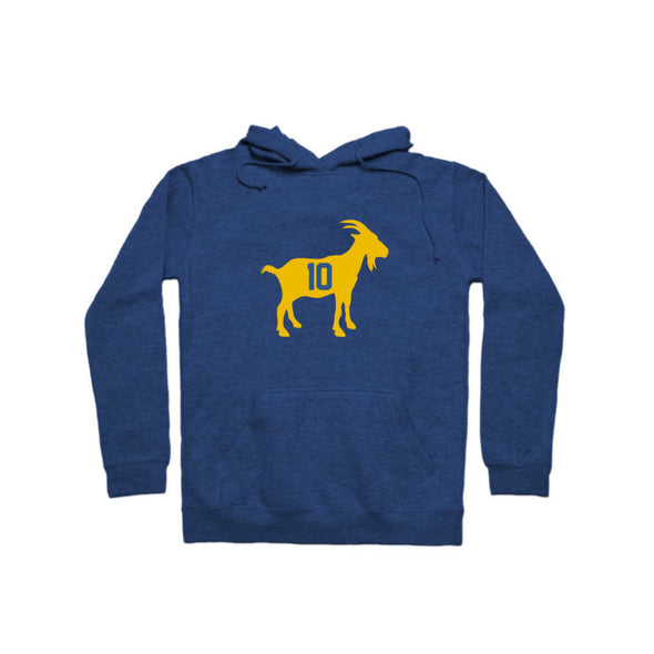 GOAT 10 Pullover Hoodie