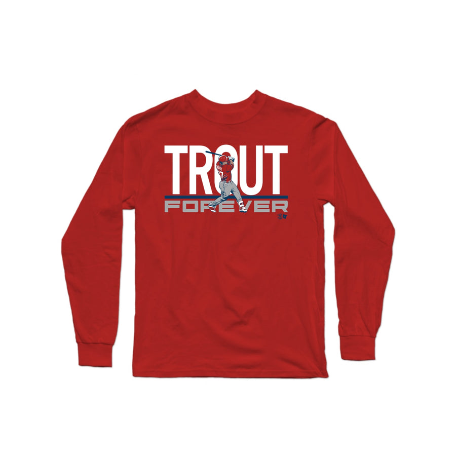 Trout Forever Long Sleeve T-Shirt