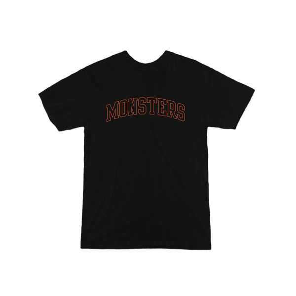 Monsters T-Shirt | T-Shirt | Bleacher Report Shop