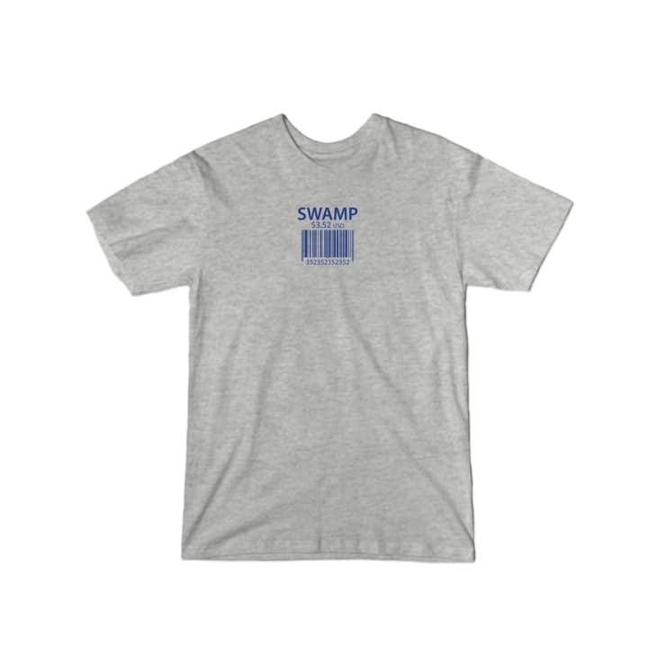 SWAMP T-Shirt | T-Shirt | Bleacher Report Shop